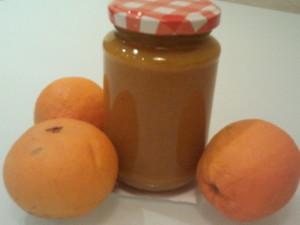 hacer mermelada de naranja