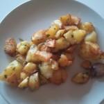 Patatas fritas de la abuela