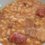 Alubias estofadas receta tradicional