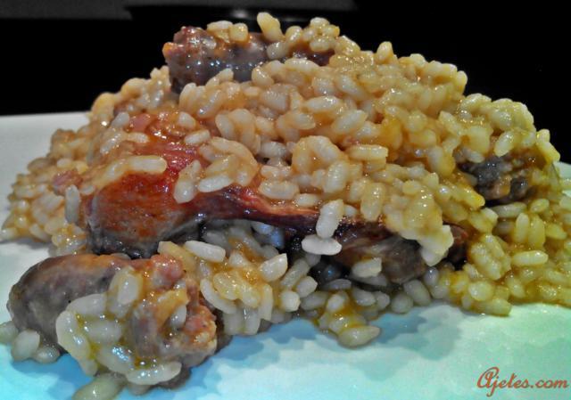 arroz con pollo tradicional