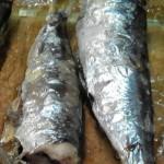 Receta de sardinas al horno con limón
