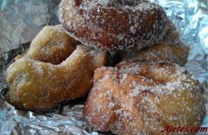rosquillas caseras