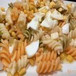 Receta de ensalada de pasta riquísima