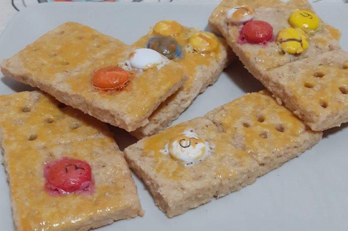 Receta Galletas de mantequilla para niños