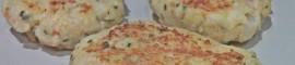 Receta de hamburguesa de pescado casera