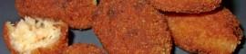 Receta de croquetas de pescado blanco y gambas caseras