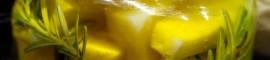 Receta de queso en aceite muy fácil